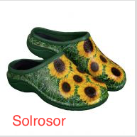 Trädgårdstoffla - Sunflower