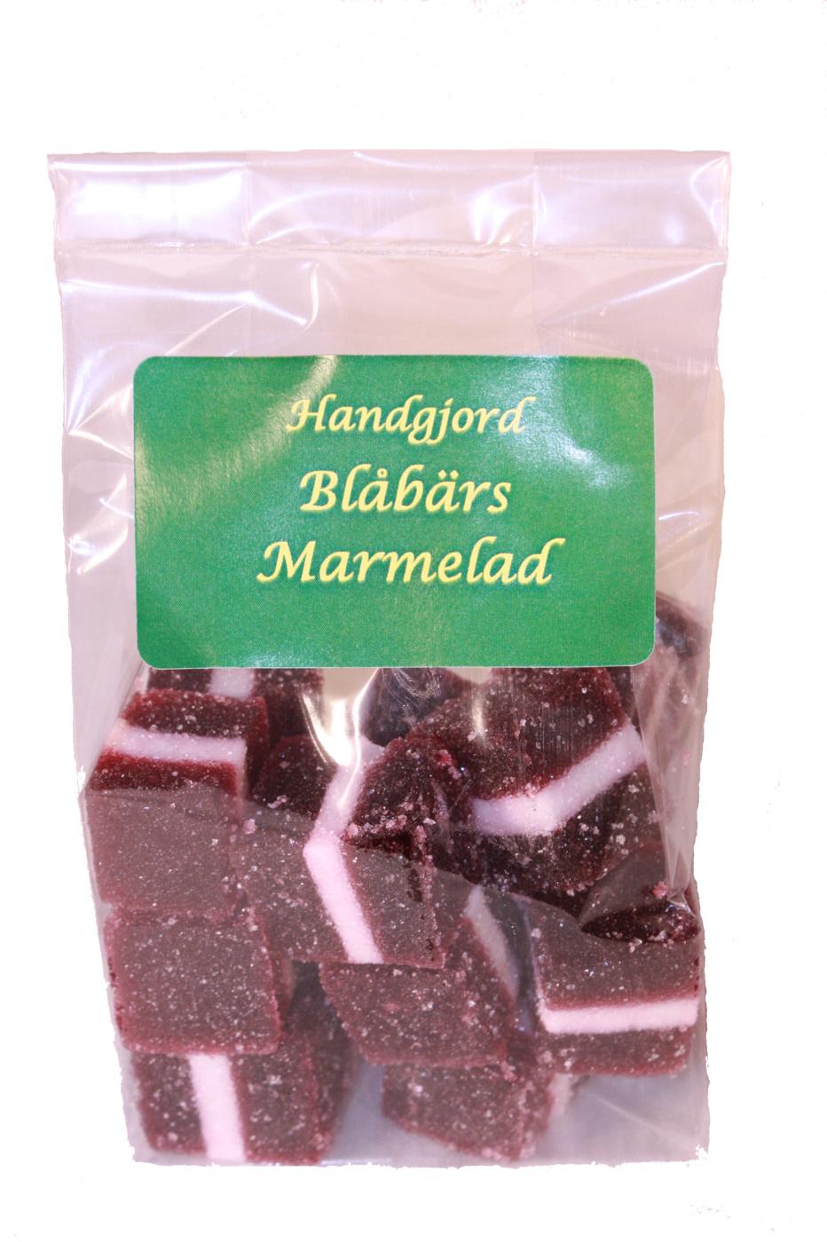 Marmelad Blåbär