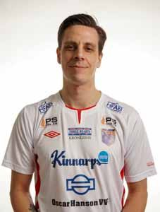 Johan Mangfors tackar för sig efter sex fina säsonger. Foto: Anders Nilsson