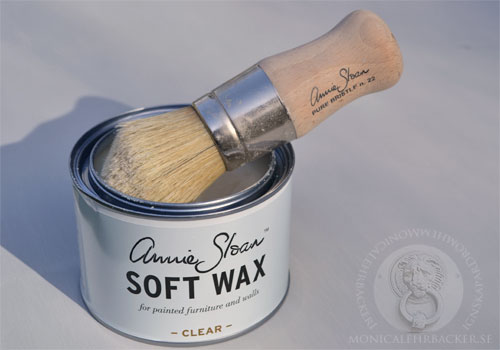 Annie Sloan Soft Wax Clear