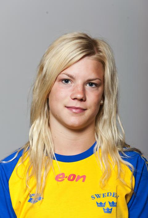 Josefin Lindqvist gick till semifinal på 100m fjäril vid dagens tävlingar i Universiaden.