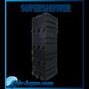 5. SuperShower 4st Svart