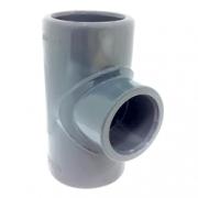 13. PVC T koppling 63mm - 32mm
