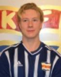 Filip Andersson-Roos ansluter från Kovland.