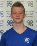 James Pendrigh är första Nya Zeelänning i Medelpadsfotbollen?