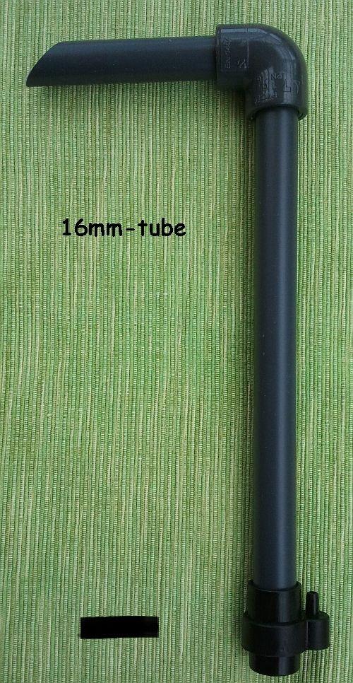 druckdose 16mm-tube