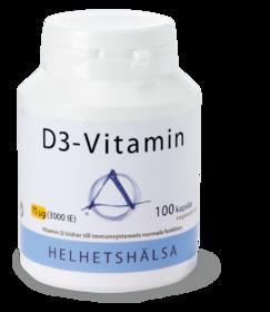 D3-vitamin 75 mcg -