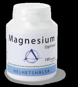MagnesiumOptimal - 100 kapslar
