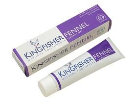 Kingfisher Tandkräm Fänkål (flourfri) -
