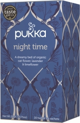 Pukka te – Night Time -