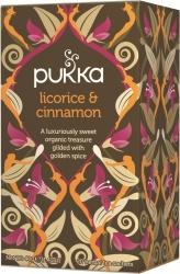 Pukka te – Licorice & Cinnamon -