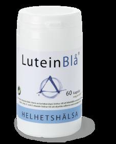 LuteinBlå® – för synen – 60 kapslar -