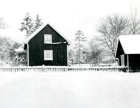 Foto från familjen Stern, Ännebäcken, 2017