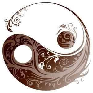balansen mellan Yin & yang