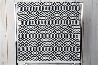 matta-stor matta-svart matta