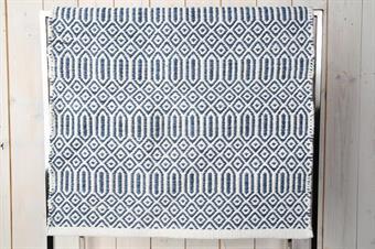 matta-gång matta- blå matta