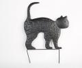 Gårdsskylt Katt