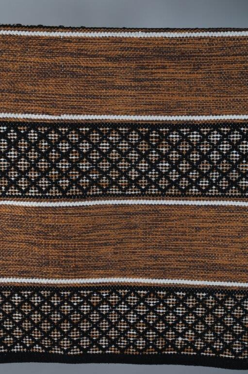 matta-gångmatta-brun matta