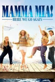Mamma Mia, Here we Go Again - 20 juli kl. 19.00