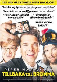 Tillbaka till Bromma med Peter Magnusson