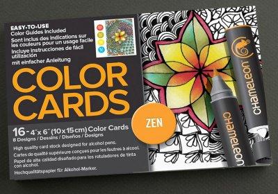 color-card-zen