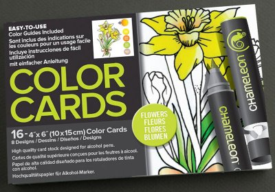 color-card-flowers