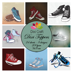 Dixi Toppers - Converse - Dixi Toppers - Converse