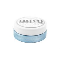 Tonic Studios Nuvo Embellishment Mousse – Cornflower Blue - Tonic Studios Nuvo Embellishment Mousse – Cornflower Blue