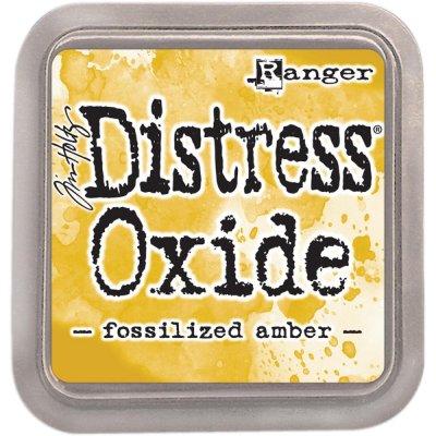 Distress Oxide - Fossilized Amber - Tim Holtz/Ranger