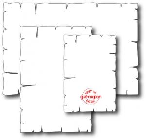Gummiapan Dies - Old Letter - Gummiapan Dies - Old Letter