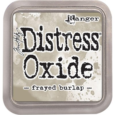 Distress Oxide - Frayed Burlap - Tim Holtz:Ranger55990