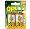 GP Batterier Ultra D  2-pack - GP Batterier Ultra D  2-pack