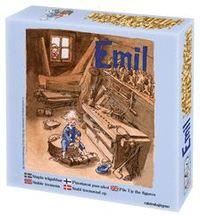 Emil, Stapla trägubbar - Emil, Stapla trägubbar