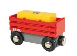 BRIO, hövagn till tåg - BRIO, hövagn till tåg