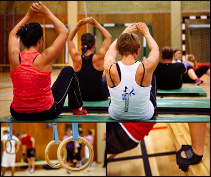 Cirkelfys - populär och effektiv träning