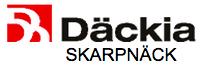 Däckia Skarpnäck logga