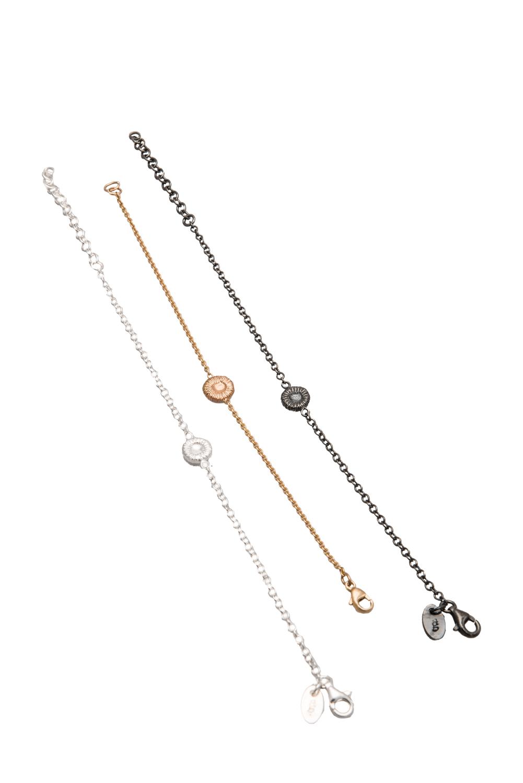 Armband Knappfossil, medium i tre olika varianter