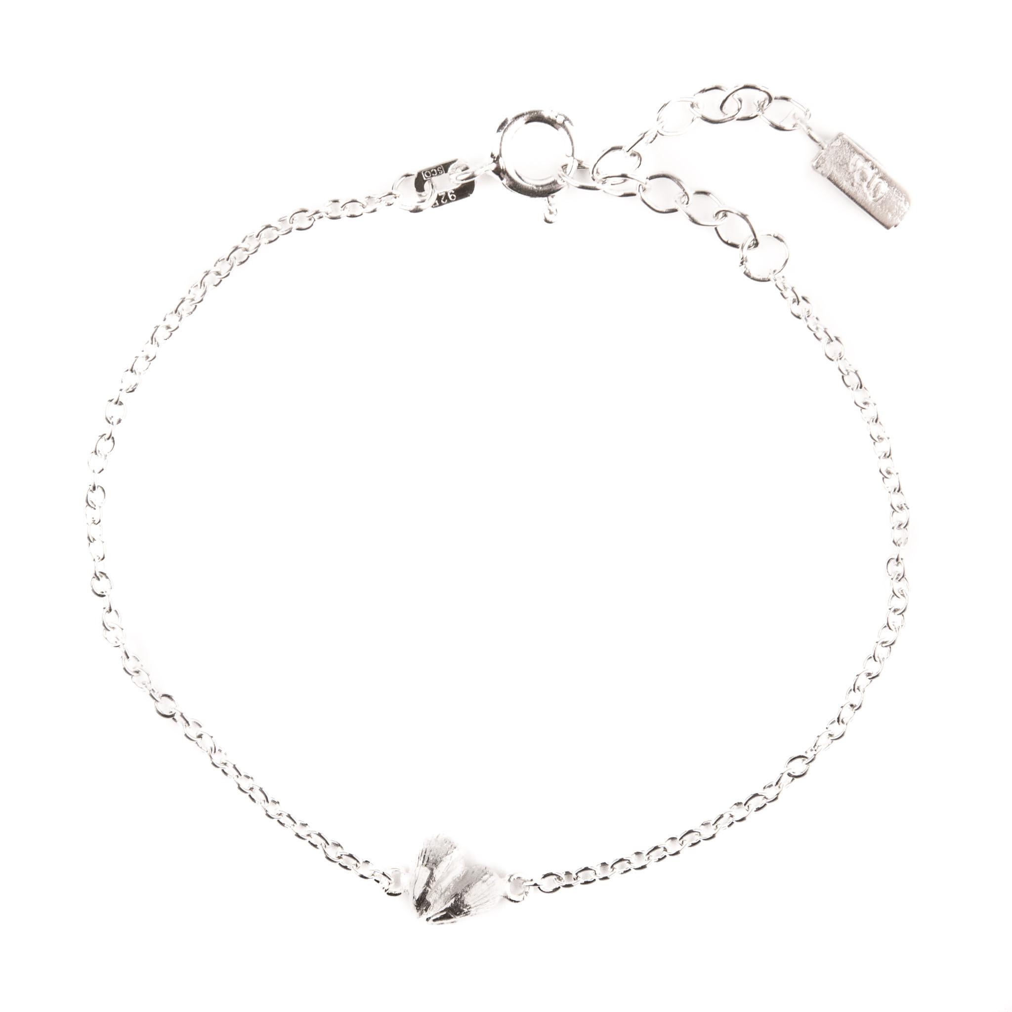 Heart of Gotland armband silver