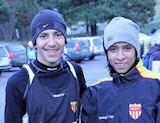 Alberto och Daniel Foto: Kim H.