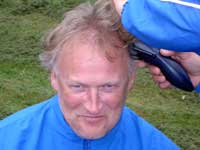 Kent på årets frisörbesök