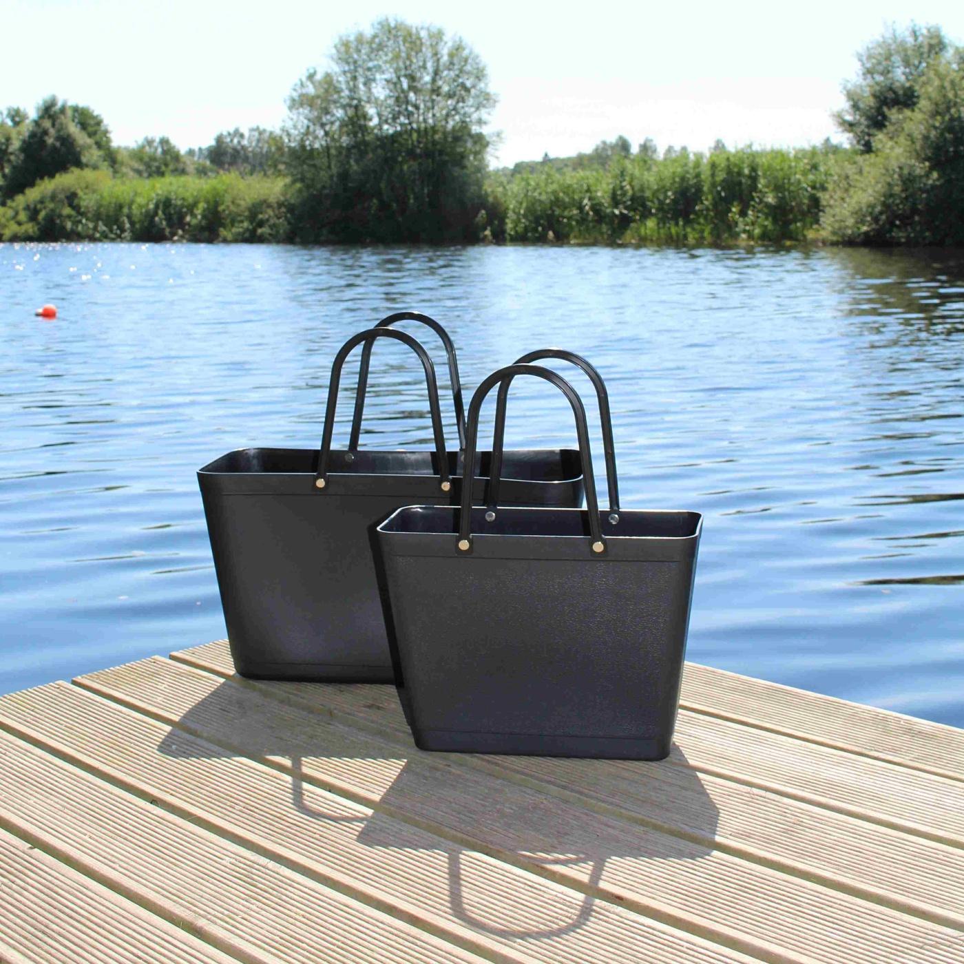 Sweden Bag - Svart