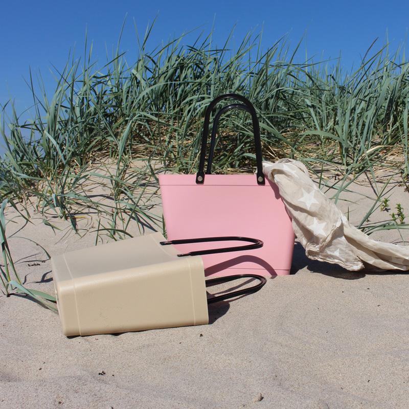Dusty Pink och Warm Sand