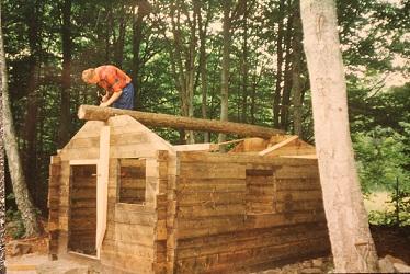 Smedjan under uppföring 1997
