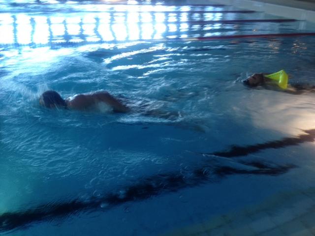 QS Topredo In water