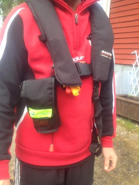On the Lifejacket