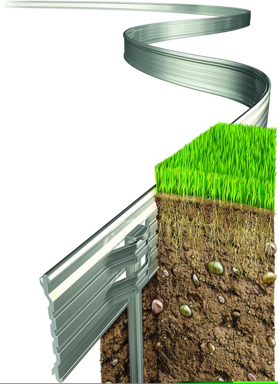 Rite-edge gräskantavskiljare