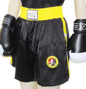 Sanshou-shorts - Svart Storlek L