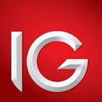 IG är noterade på börsen i London och är ett av de 250 största bolagen, och ingår i FTSE-250.