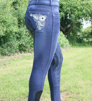 HRS jeans helskodda