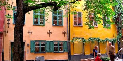 WALKING TOUR IN OLD TOWN STOCKHOLM